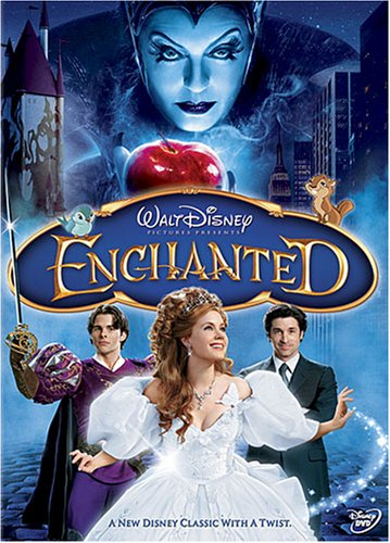 Cover art for  Enchanted (Widescreen Edition)