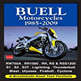 R M Clarke Buell Motorcycles Road Test Portfolio 1985-2009 (Brooklands Books Road Test Series)