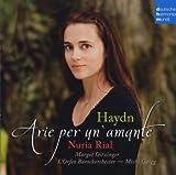 echange, troc Nuria Rial, Margot Oitzinger - Haydn: Arie per un'amante