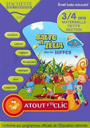 Salto & zelia chez les hippos