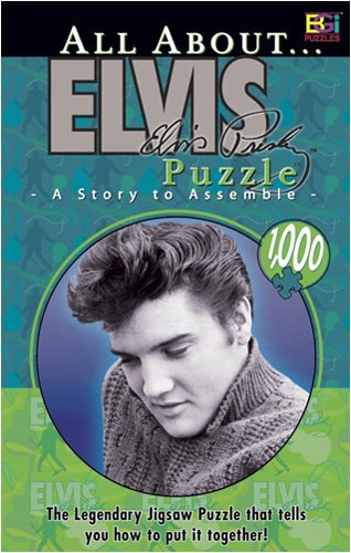Cheap Fun Buffalo Games All About Elvis 1026 Piece Jigsaw Puzzle (B0006H6FW4)