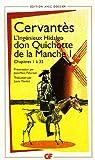 echange, troc Miguel de Cervantès - L'Ingénieux Hidalgo don Quichotte de la Manche : Tome 1, Chapitres 1 à 32