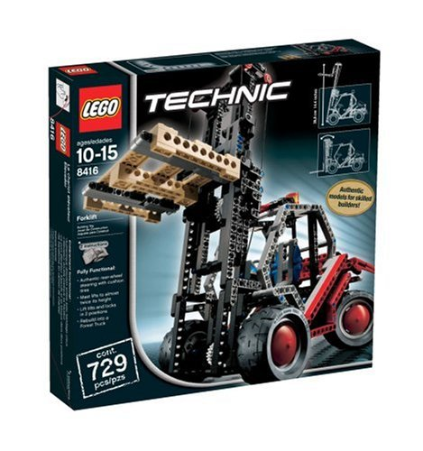 Lego technique 8416 Forklift parallel import goods (japan import) kaufen