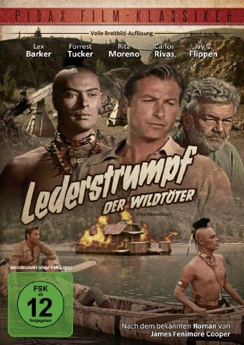 Pidax Film-Klassiker: Lederstrumpf - Der Wildtöter