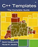 img - for C++ Templates: The Complete Guide book / textbook / text book