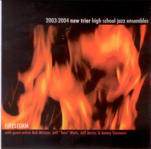 The 2003-2004 New Trier High School Jazz Ensembles by James Warrick, John Thomson, John Yao, Bob Mintzer and Jeff