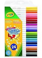 Crayola - Loisir Créatif - 24 Feutres À Dessiner lavables