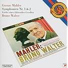 Mahler - Symphonies n� 1 et 2 (Coll. Classics Recordings)