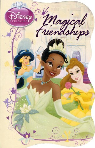 Disney Princess Magical Friendships Board Book - 1