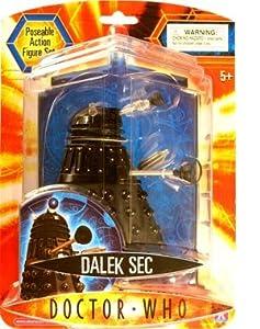 "Doctor Who - Dalek SEC (Black) 5"" Action Figure (Series 2) [Toy]"