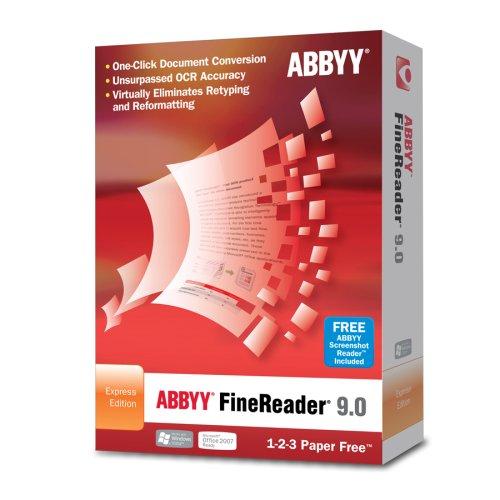 Abbyy Finereader 9 Express Edition