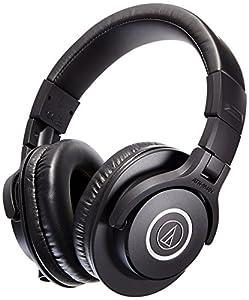 Audio Technica Pro ATH-M40X Cuffie Monitor Professionali in promozione su Polaris Audio Hi Fi