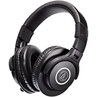 Audio Technica ATH-M40x Over-Ear 3.5mm Wired Headphones