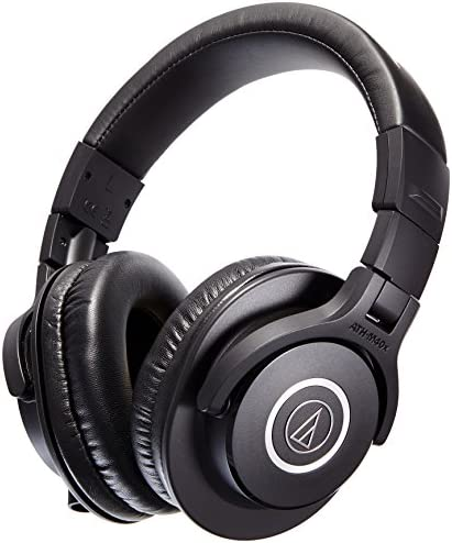Audio-Technica ATH-M40x Wired Headphones