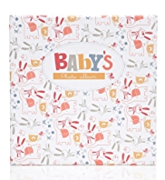 Modern Baby Large Photo Album