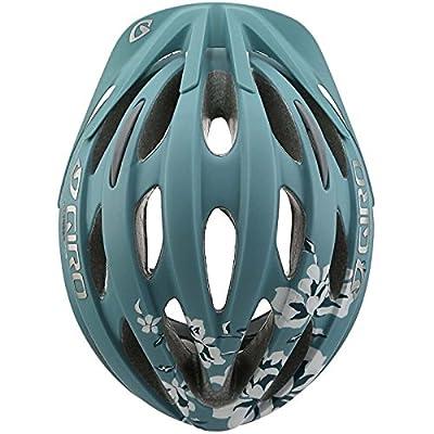 GIRO VERONA WOMENS MOUNTAIN BIKE CYCLE HELMET PALE GREEN 50-57cm UNIVERSAL FIT from GIRO