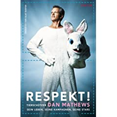 RESPEKT!: Tierschützer Dan Mathews: Sein Leben, seine Kampagnen, seine Stars