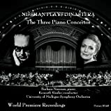 Ginastera: The Three Piano Concertos