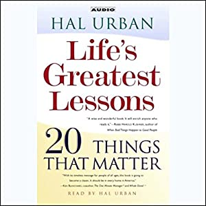 Life's Greatest Lessons Audiobook