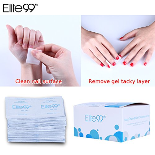 elite99-50-100pcs-cleaning-cotton-pads-nail-prep-gel-cleanser-wipes-clean-nail-surface-sticky-residu