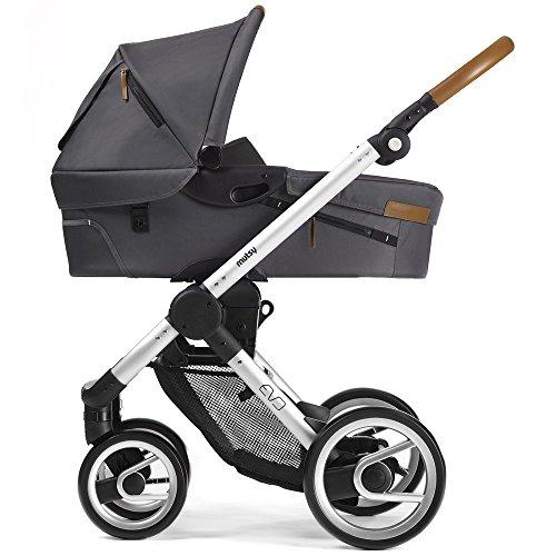 Mutsy-Kinderwagen-EVO-Urban-Nomad-dark-grey-silver-Modell-2016