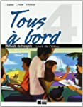Tous A Bord 4 Livre Eleve (Chat Noir....
