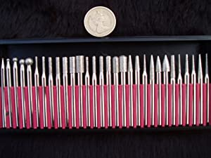 Toolzone 30Pc Deburring And Engraving Set