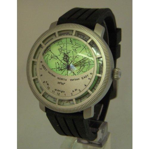 Amazon.com: Watchdesign Kwi-star Plasisphere Mens Watch [Watch]