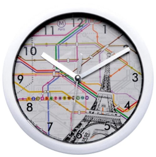 METR5205 Pendeluhr, Metro Paris