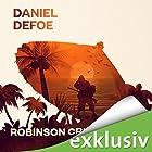 Robinson Crusoe Hörbuch von Daniel Defoe Gesprochen von: Wolfgang Condrus