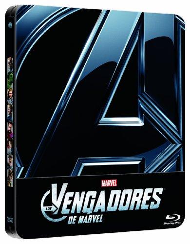 Los Vengadores (Edición caja de metal) [Blu-ray]