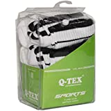 Q-Tex Socks Pack Of 3 White Color Size ANKLE
