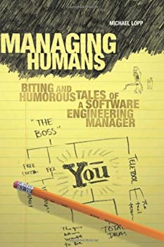 "Cover of ""Managing Humans: Biting and Hum..."