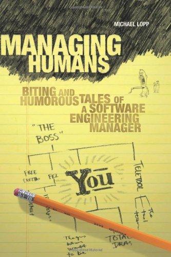 Managing Humans