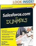 Salesforce.com For Dummies