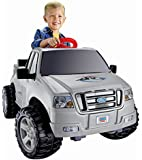 Fisher-Price Power Wheels Lil Ford F150 - Silver