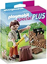 Comprar Playmobil Especiales Plus - Leñador (5412)