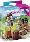 PLAYMOBIL Lumberjack Playset Playset
