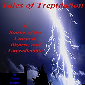 Tales of Trepidation Audiobook