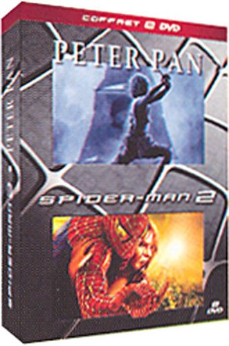 Spider-Man 2 / Peter Pan- Bipack 2 DVD