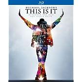 マイケル・ジャクソン THIS IS IT(特製ブックレット付き) [Blu-ray]