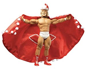 Jakks Pacific Rocky IV (Series 4) Action Figure Thunderlips (Hulk Hogan) (Series 3 Back)