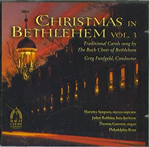 Christmas in Bethlehem Vol. 3