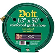Swan Colorite DBFA12050 Do it Light-Duty Garden Hose-1/2