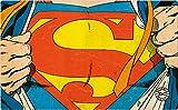 Superman 6411019000 Frühstücksbrettchen Man of Steel