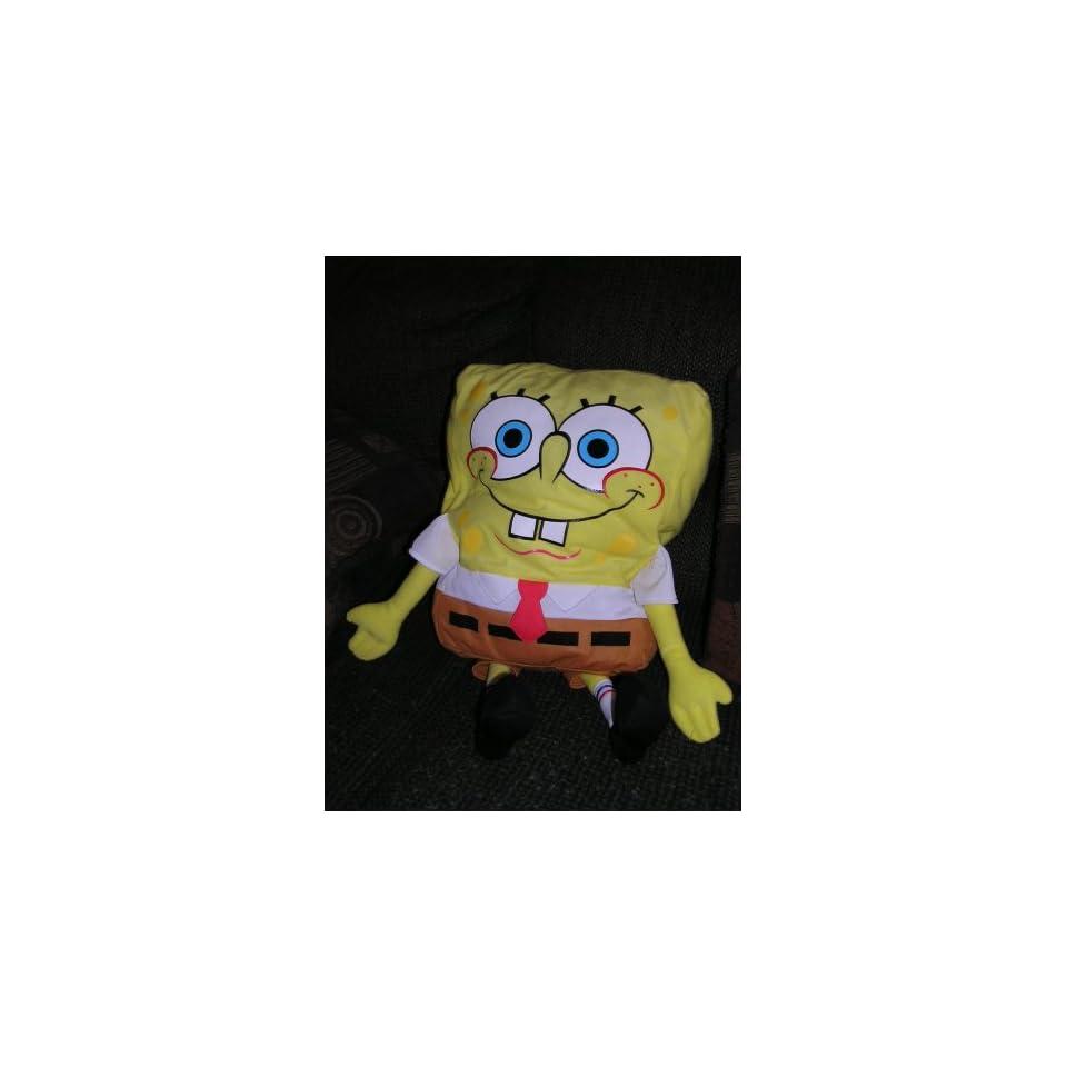 Spongebob Squarepants Plush 21 Doll by Fisher Price