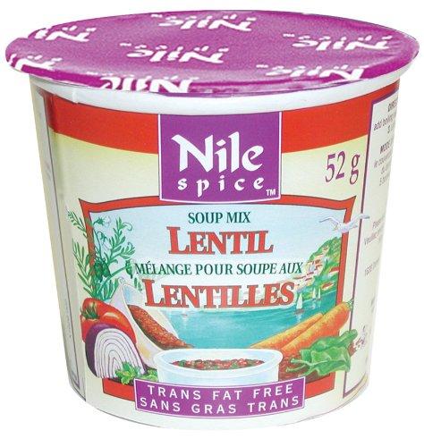 Nile Spice Soup, Lentil, 1.8 Ounce (Pack Of 12)
