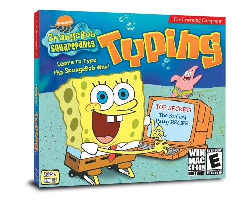 Spongebob Typing JC