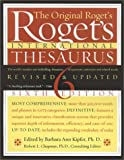 Roget's International Thesaurus, Indexed, Sixth Edition Revised & Updated (0060185759) by Kipfer, Barbara Ann