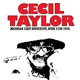 Michigan State University April 15th 1976